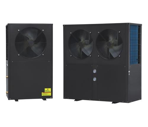 双级高温热泵