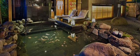 温泉洗浴工程